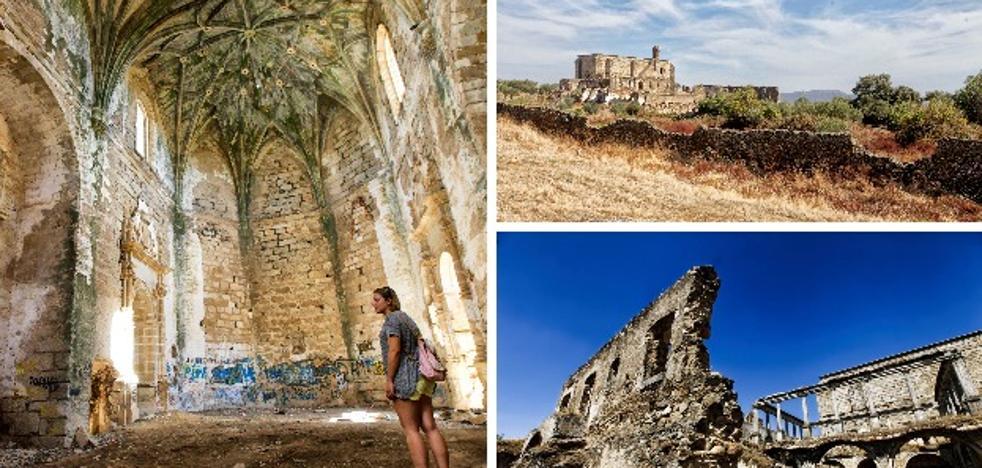 El convento de Garrovillas, pendiente de su última oportunidad