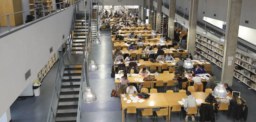 Solo un tercio de los alumnos accede a la UEx con al menos un 7,5 de nota