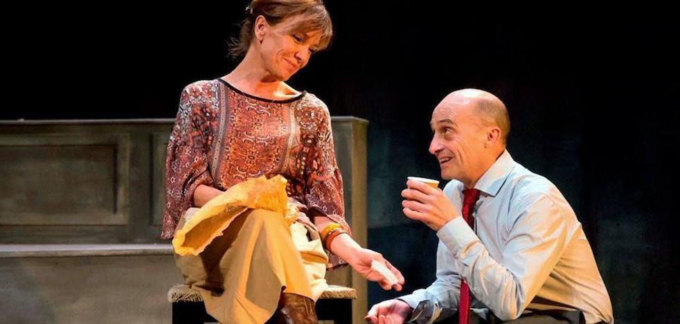 La obra de teatro 'Mármol', con Pepe Viyuela, esta noche en el Alkázar