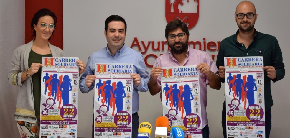 La Hermandad de Medinaceli de Don Benito organiza una carrera solidaria con la Fundación Ícaro