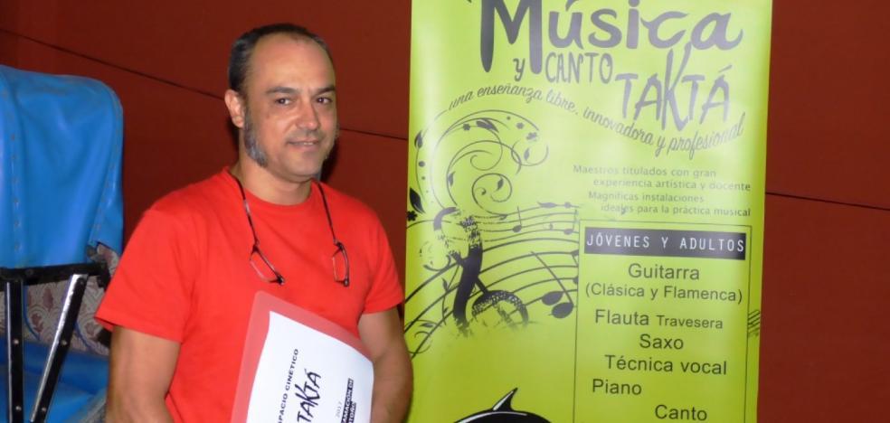 Leonisio, único candidato a gestionar la Escuela de Música de Navalmoral