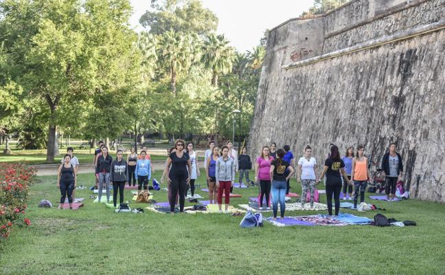 Hispanidad, 'food truck' y una canción de Tontxu en Badajoz