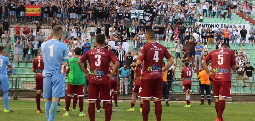 El Badajoz empieza ya con finales