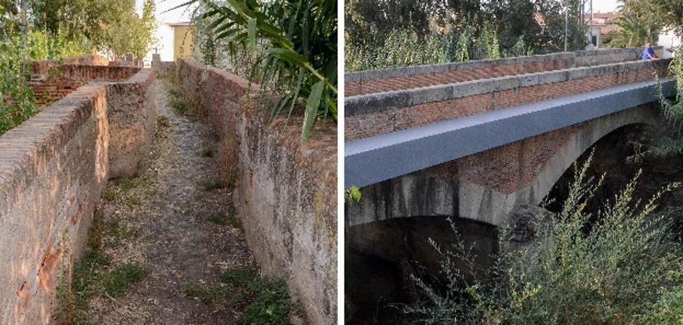 El Puente Viejo y la Pontecilla de Talavera inician el camino para ser bienes patrimoniales
