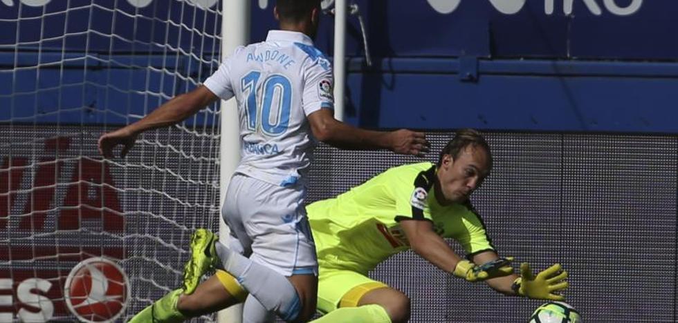 Eibar y Deportivo firman un empate sin goles