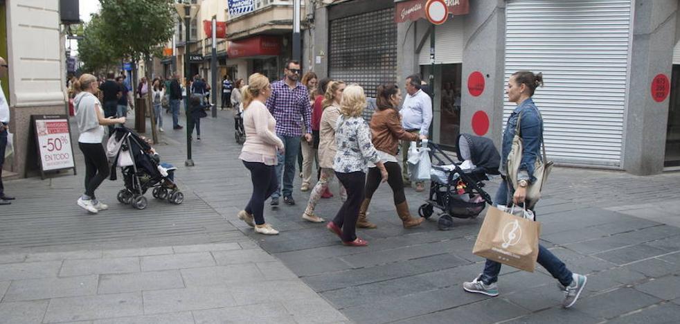 El buen tiempo frena las expectativas en ventas del periodo otoño-invierno en Badajoz