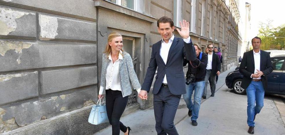 Sebastian Kurz, un «niño prodigio» de la política para gobernar Austria