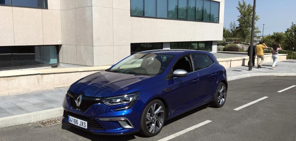 Renault Mégane Sport con la tecnología de Renault Fórmula 1