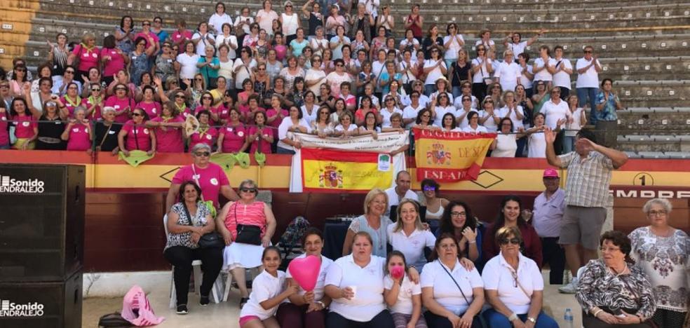 Mujeres rurales de la comarca reivindican su papel