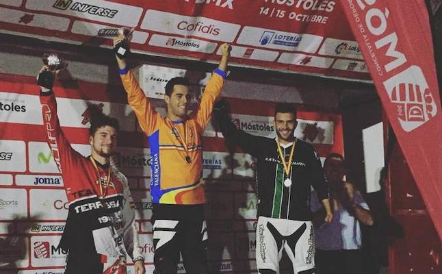 Rubén Tanco, subcampeón de España en Cruiser