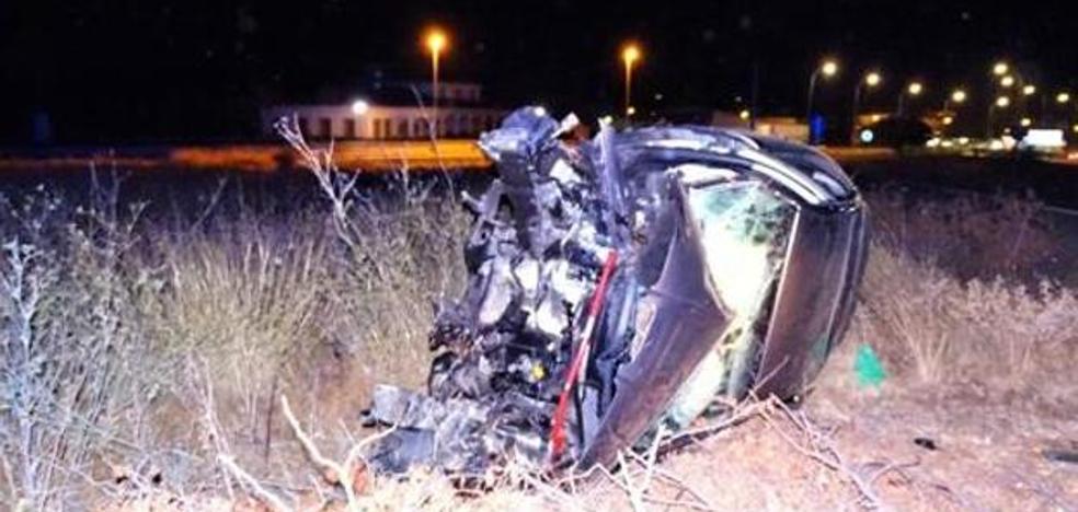 El 112 Extremadura gestiona 53 accidentes de tráfico durante el Puente del Pilar