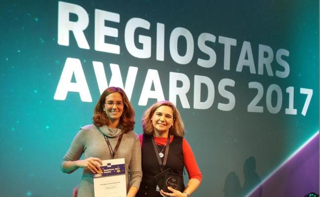 El proyecto European Coworking EOI finalista en los premios Regiostars
