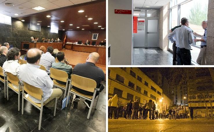 Cronología del caso del ruido en la Madrila