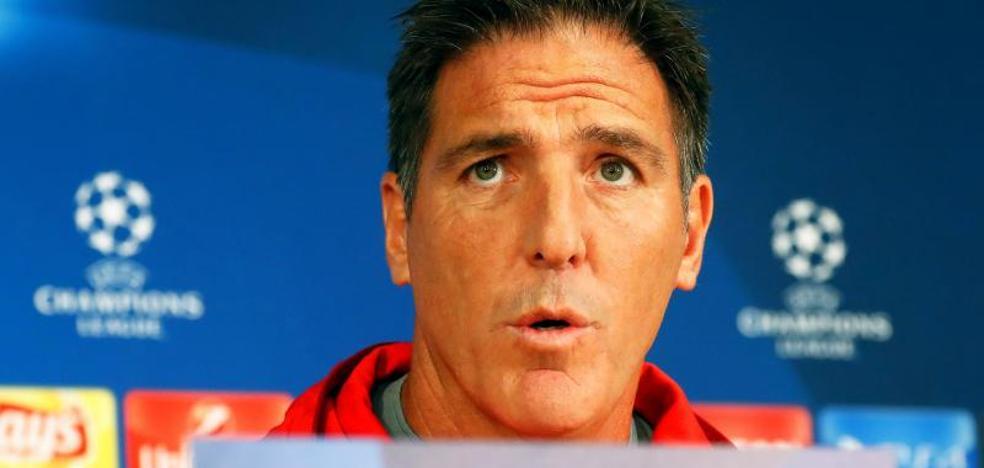Berizzo: «El Sevilla saldrá a atacar y a marcar»