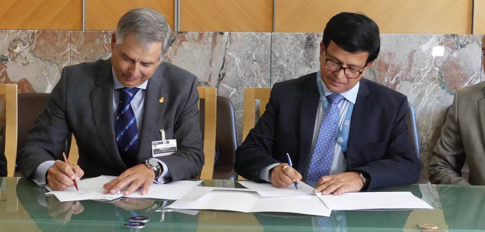 Arranca el primer centro internacional de formación en seguridad vial