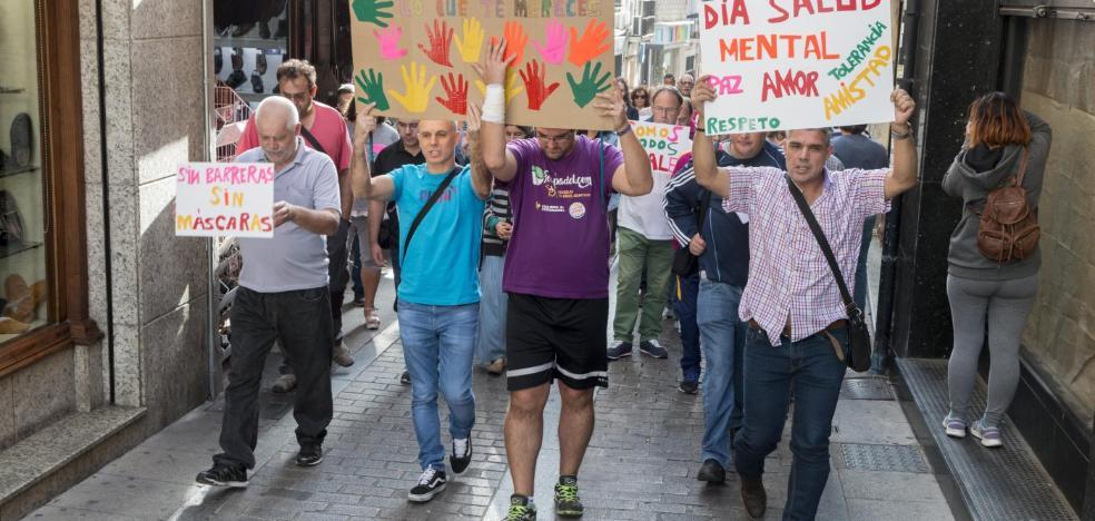 Feafes demanda empleo para las personas con enfermedad mental