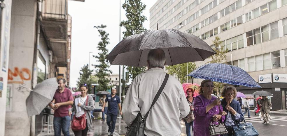 Fuente de Cantos, la segunda localidad más lluviosa de España