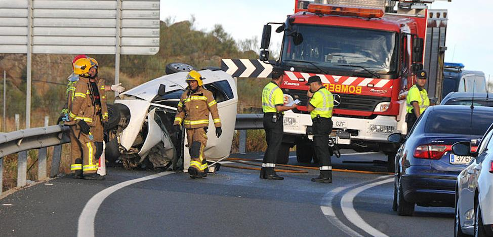 El pasado año hubo 418 accidentes en la provincia con 21 fallecidos