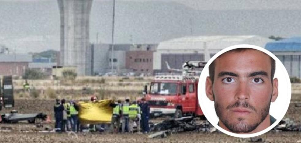 El piloto fallecido en el F-18 se formó en Talavera entre el 2013 y el 2014