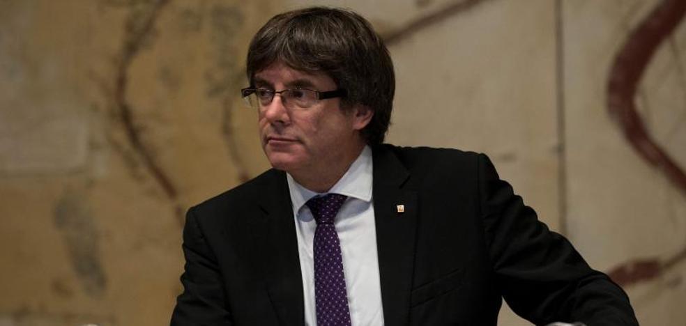 Puigdemont habla de presos políticos: «Pretenden encarcelar ideas»