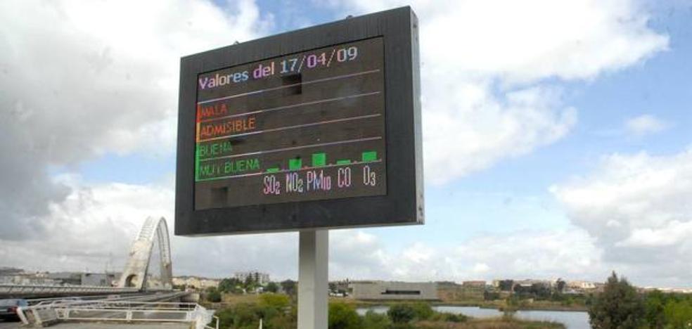 Extremadura, entre las cinco regiones con más contaminación por ozono