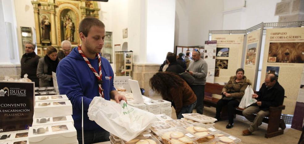 Seis conventos participarán en el III Mercado de Dulces Conventuales