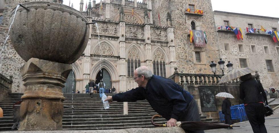 El 'Arca del Agua' de Guadalupe, declarado Bien de Interés Cultural