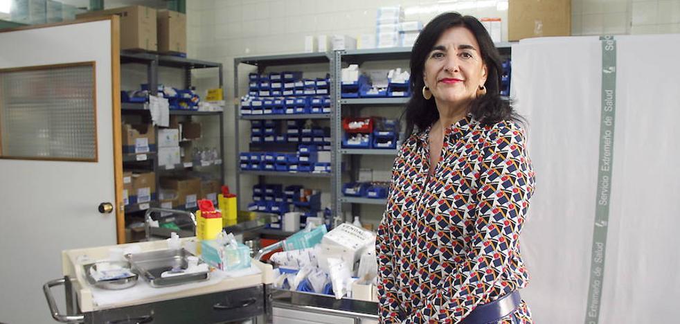 La presidenta del Colegio de Enfermería de Cáceres entra en la ejecutiva del Consejo General