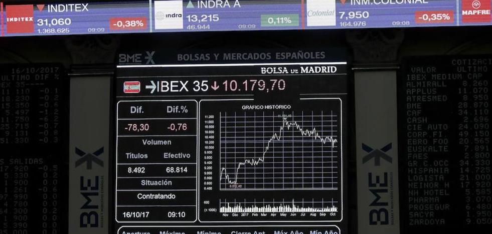 El Tesoro coloca 3.790 millones en la subasta de letras pero a tipos menos negativos