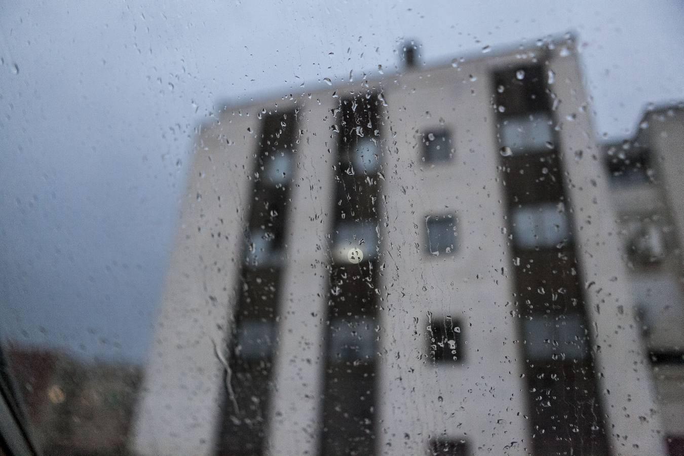 Vuelven las lluvias a Extremadura