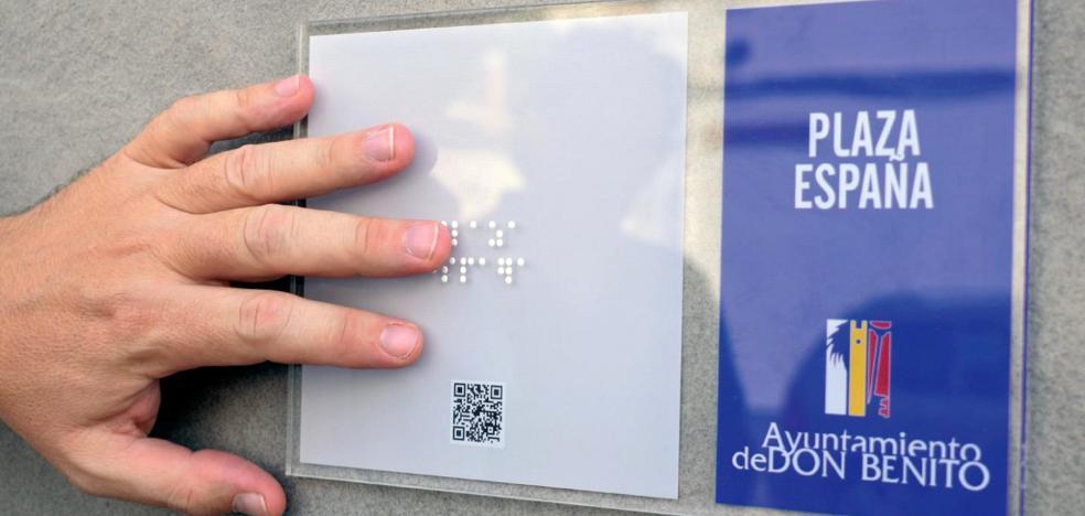 El proyecto Braille & Tic's de Don Benito recibe un premio de Otaex