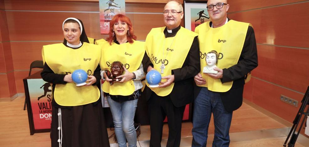 La Diócesis aporta casi 100.000 euros al trabajo en las misiones