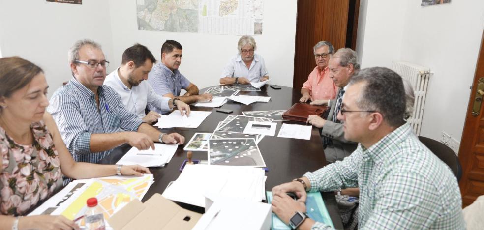 La expropiación de terrenos de la Ronda Sureste de Cáceres arranca con quejas