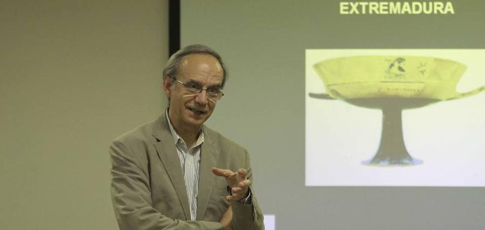Conferencia sobre Tarteso en el Ateneo de Cáceres