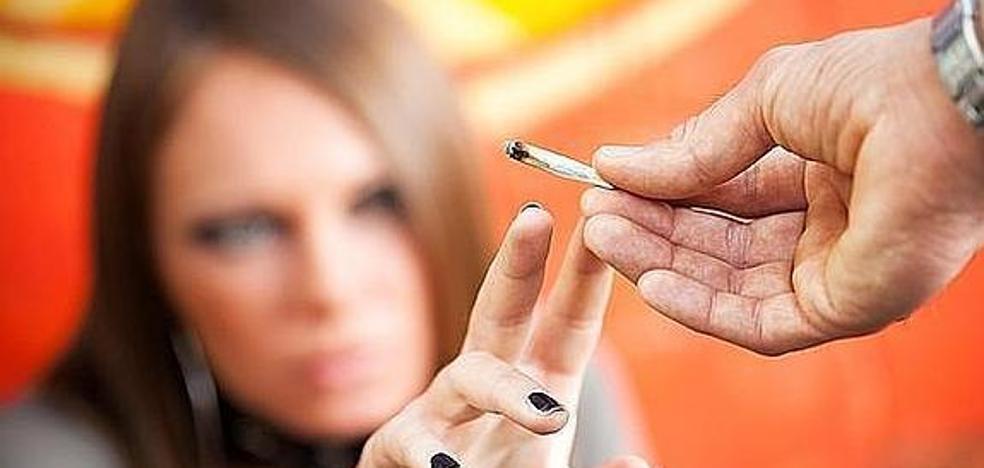 Alcohol y marihuana, las drogas más consumidas entre los 26 y 44 años en Extremadura