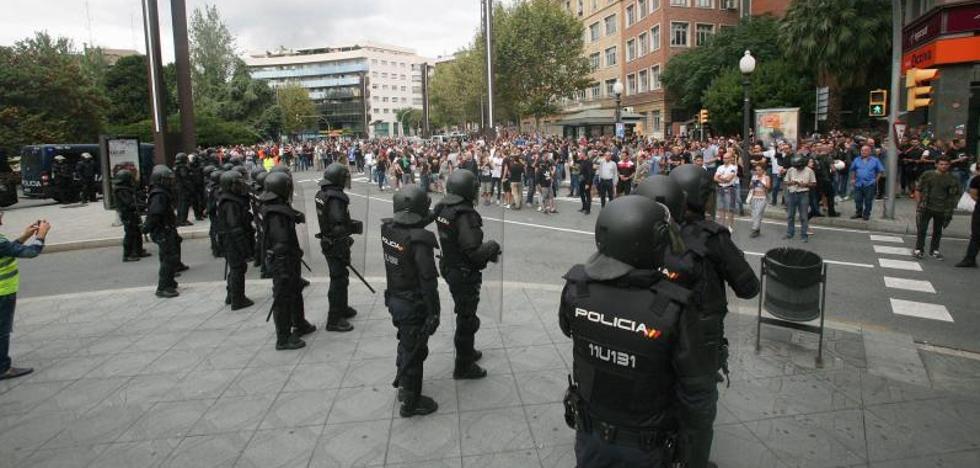 La justicia europea rechaza la estatura como requisito para ser policía