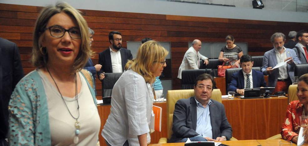 Teniente advierte a la Junta: «Sin propuestas fiscales concretas, no habrá más reuniones»