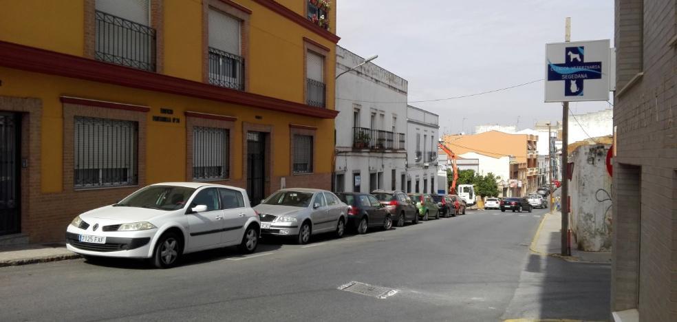 Empiezan las obras en Golondrinas, Cerrudo, Fontanilla y Campo Marín, de Zafra