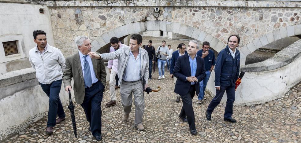 El hornabeque del Puente de Palmas ya está rehabilitado pero sigue sin uso