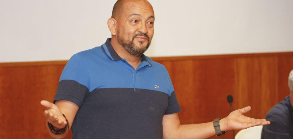 Álvaro López: «Aún no podemos tomar el control del Cacereño»
