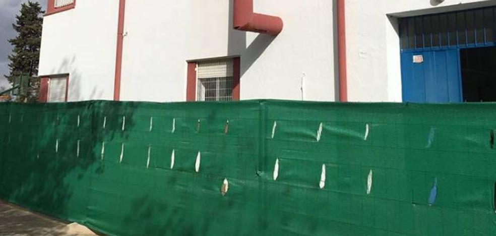 El PP pide a la Junta que repare los desperfectos del colegio de Villafranco