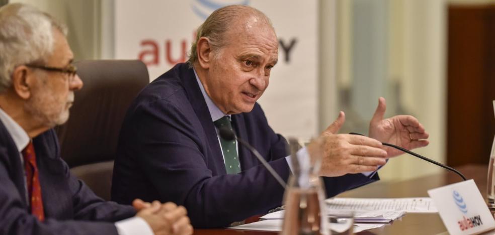 Fernández Díaz habla sobre independentismo