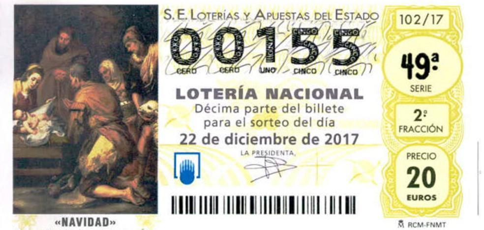 Miajadas, entre los municipios cuya administración de lotería reparte el 155 para el Sorteo de Navidad
