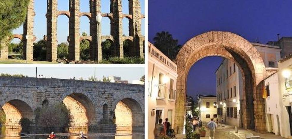 Mérida, la gran ciudad romana de vacaciones