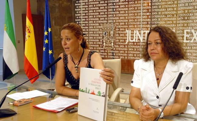 Investigan a las exconsejeras Flores y Holgado por el Festival de Mérida