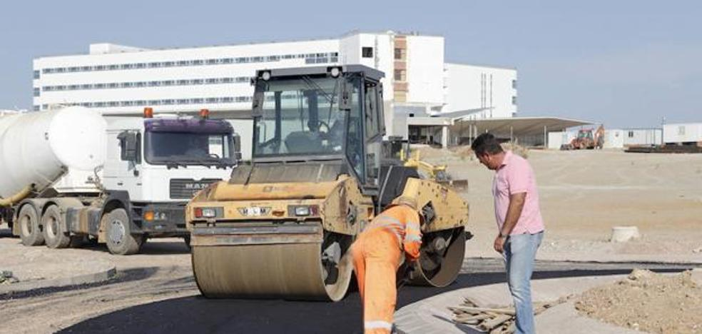 Monago asegura que la ejecución de las inversiones de la Junta se sitúa en un 11,5%