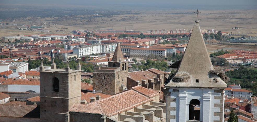 Ciudadanos, dispuesto a apoyar el presupuesto de Cáceres si se baja el IBI