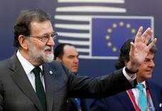 Rajoy no abordará en Bruselas la situación de Cataluña