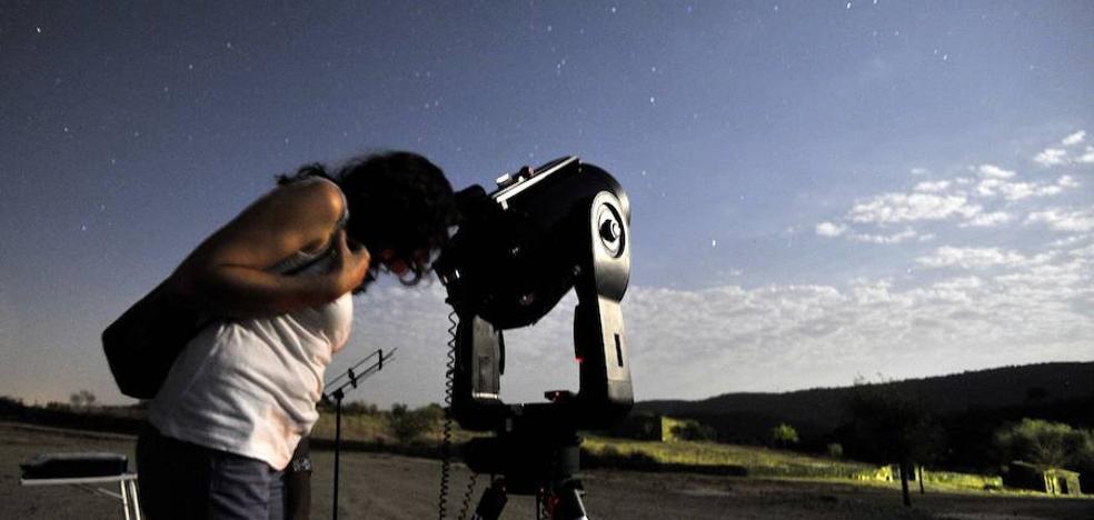 Se alquila cielo extremeño para astrónomos de todo el mundo