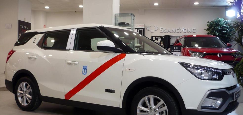 SsangYong saca al mercado una versión híbrida del XLV para taxistas